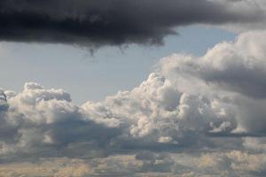 foto de nubes