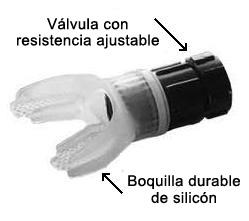 Ejercitador de Respiración Expand-A-Lung