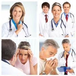 Doctores y pacientes