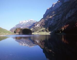 Un lago